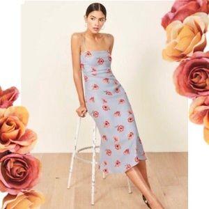 NWT Reformation Rosaly Lola Dress